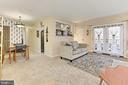 All rooms repainted within the last 3 years - 403 N BEAUREGARD ST #304, ALEXANDRIA