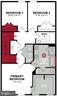 Upper Level Floor Plan 1 - 17700 LONGSPUR COVE LN, DUMFRIES