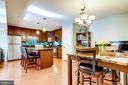 Kitchen/Dining Combo - 4133 S FOUR MILE RUN DR #D, ARLINGTON