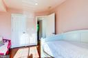 Bedroom Two - 4133 S FOUR MILE RUN DR #D, ARLINGTON