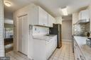 New kitchen cabinets and counter tops! - 333 RENEAU WAY, HERNDON