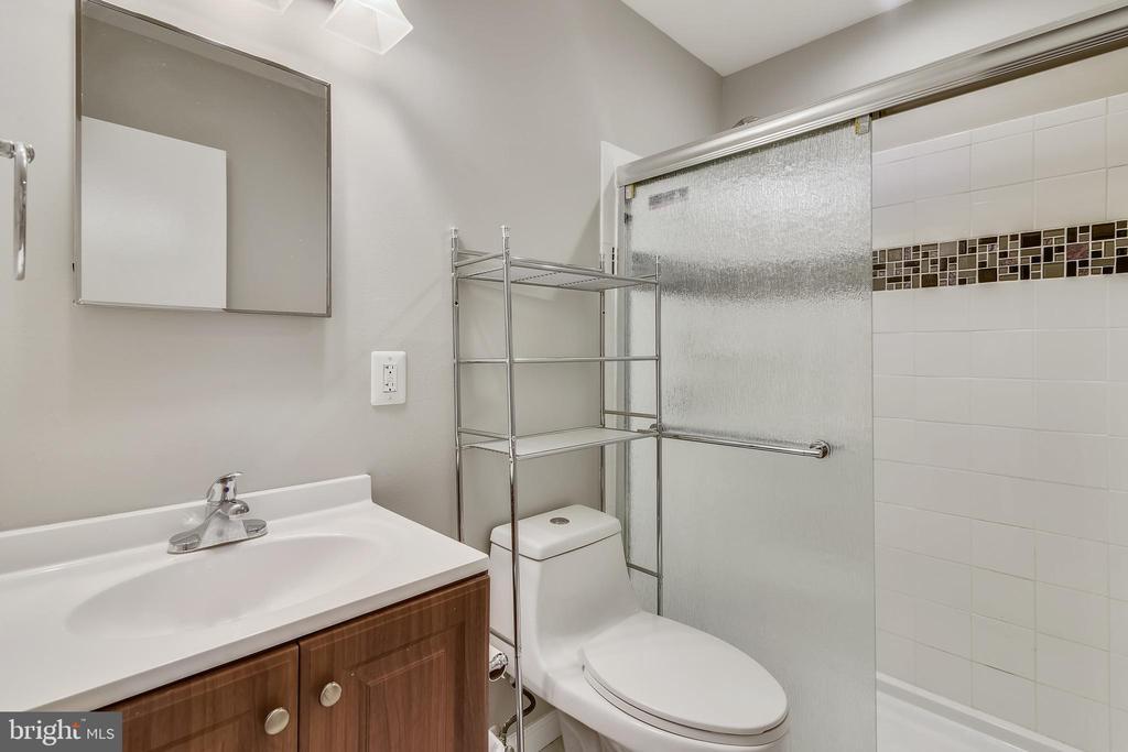 Updated Master Bathroom - 333 RENEAU WAY, HERNDON