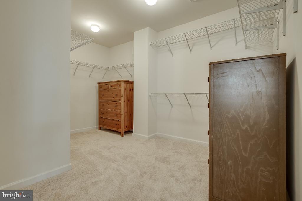Large Walk-in Closet - 20087 NORTHVILLE HILLS TER, ASHBURN