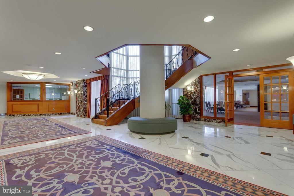 Main Lobby - 1276 N WAYNE ST #320, ARLINGTON