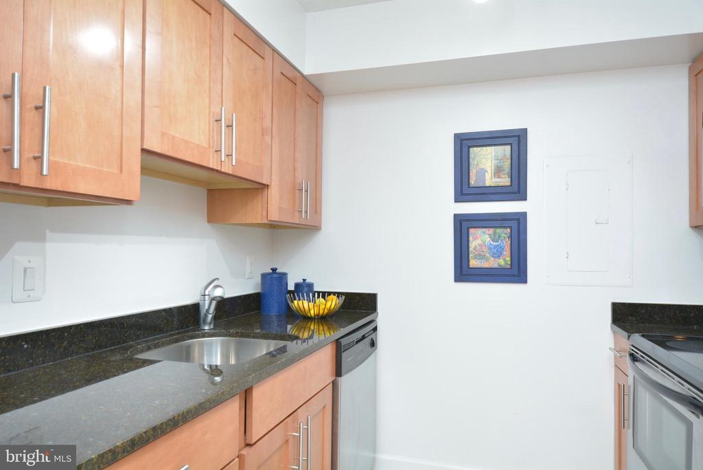 Granite counter tops - 3401 38TH ST NW #705, WASHINGTON