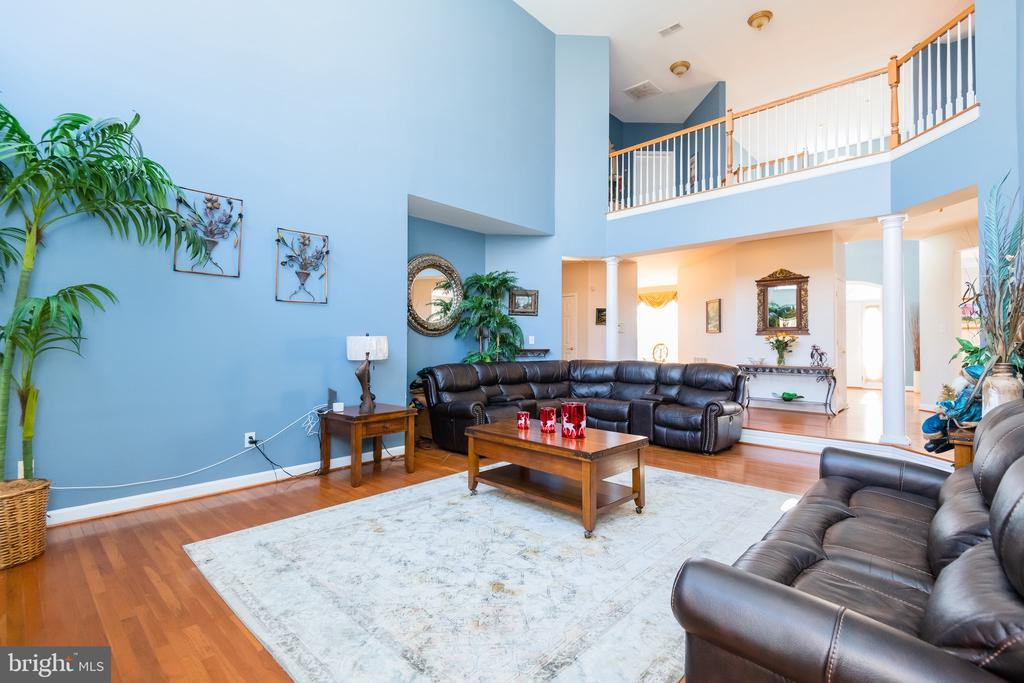 Family room - 14215 PUNCH ST, SILVER SPRING