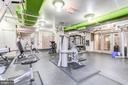 Spacious Gym - 1021 N GARFIELD ST #828, ARLINGTON