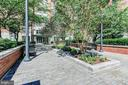 Private alley from Fillmore - 1021 N GARFIELD ST #828, ARLINGTON