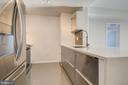 Kitchen /overview 1 - 1021 N GARFIELD ST #828, ARLINGTON