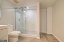 Master  Spa /Rain shower with hand shower - 1021 N GARFIELD ST #828, ARLINGTON