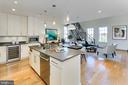 Main living area - 1700 CLARENDON BLVD #158, ARLINGTON
