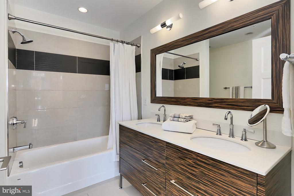 2nd Owner's bath - 1700 CLARENDON BLVD #158, ARLINGTON