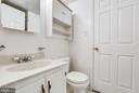 Basement Bath - 1185 N VERNON ST, ARLINGTON