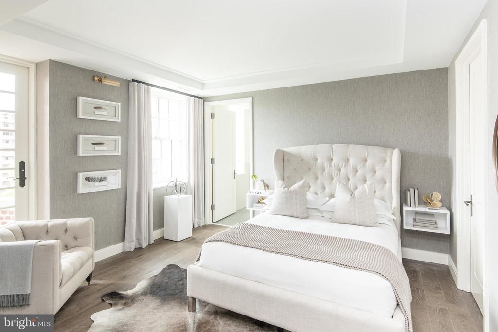 Guest Suite - 2660 CONNECTICUT AVE NW #6C, WASHINGTON