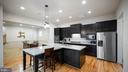 Kitchen - 13805 TRIBUTE PKWY, CLARKSBURG