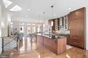 Open Floorplan - 5204 WILLET BRIDGE CT, BETHESDA