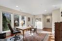 Bonus Room - office/gym/den/studio - you decide! - 5204 WILLET BRIDGE CT, BETHESDA