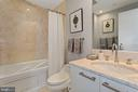 Hall Bath - 1881 N NASH ST #1612, ARLINGTON