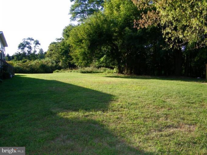Flat rear yard - 14215 PUNCH ST, SILVER SPRING