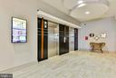 Building Amenities - Elevators - 3650 S GLEBE RD #464, ARLINGTON