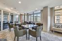 Building Amenities - Party Room - 3650 S GLEBE RD #464, ARLINGTON