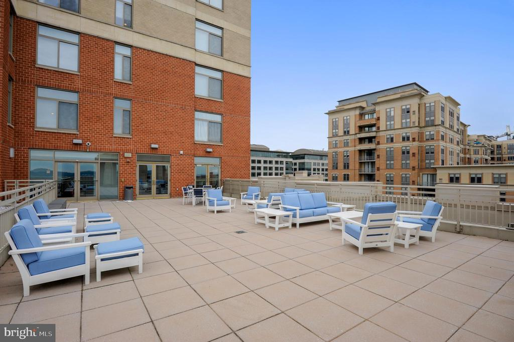 Rooftop Community Area - 3650 S GLEBE RD #464, ARLINGTON
