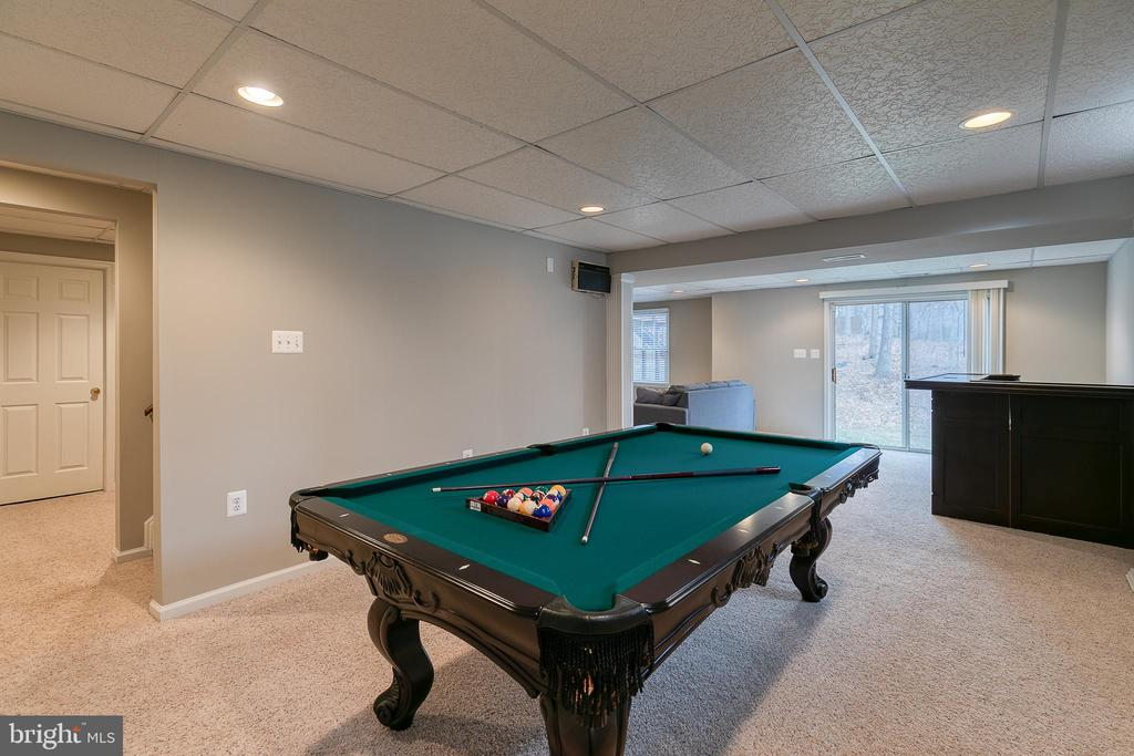 Game room - 49 CHRISTOPHER WAY, STAFFORD
