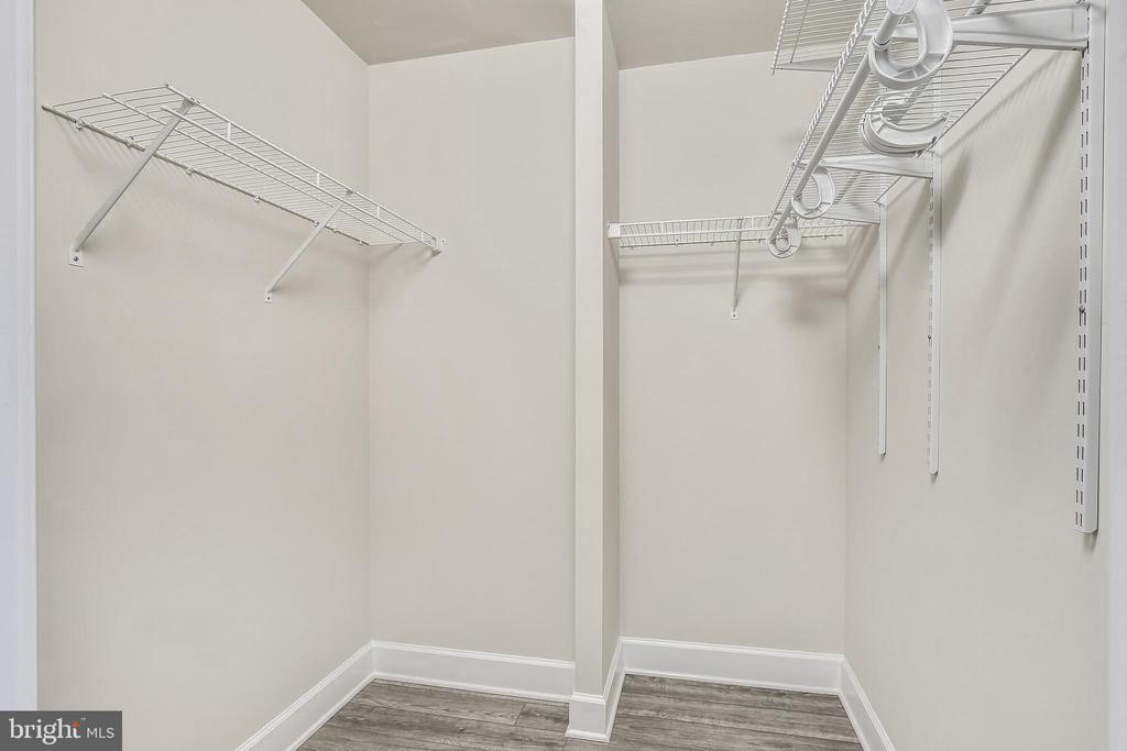 Large walk-in closet - 3650 S GLEBE RD #464, ARLINGTON