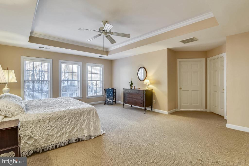 Impressive Tray Ceiling - 47642 MID SURREY SQ, STERLING