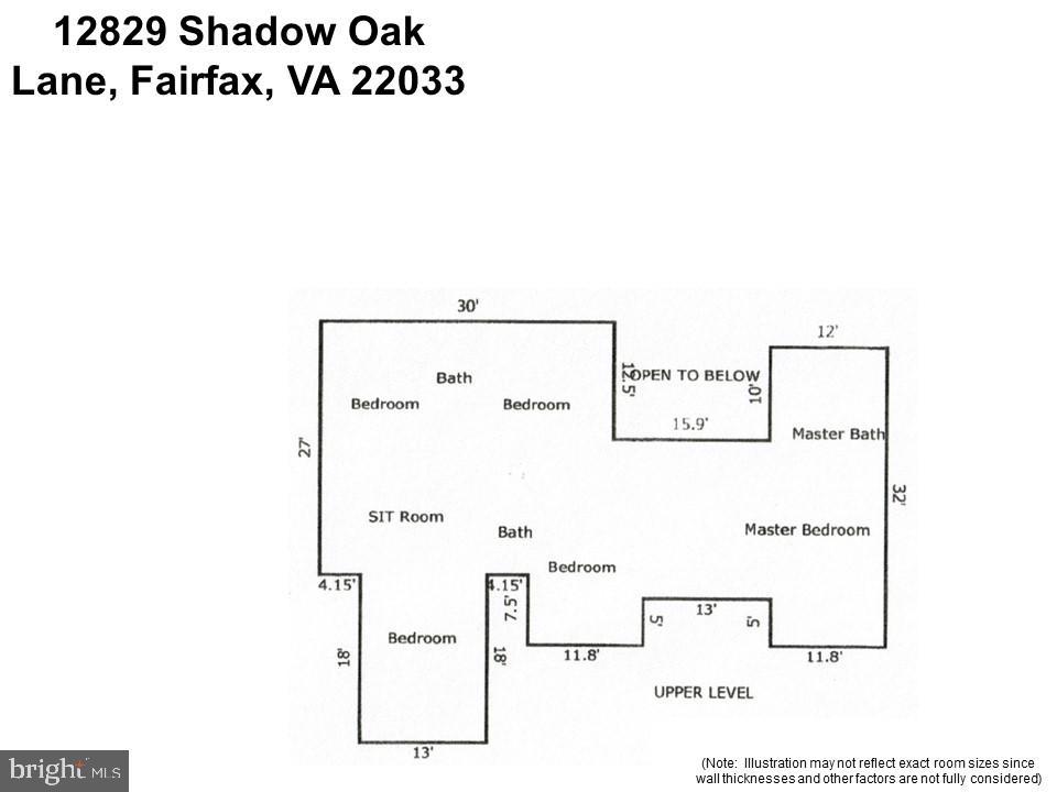 - 12829 SHADOW OAK LN, FAIRFAX