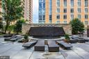 Fountain by Pool - 11990 MARKET ST #1301, RESTON