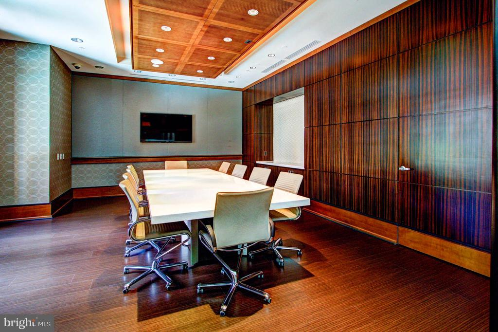 Meeting Room - 11990 MARKET ST #1301, RESTON