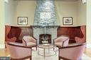 Common Area Seating - 9610 DEWITT DR #PH101, SILVER SPRING