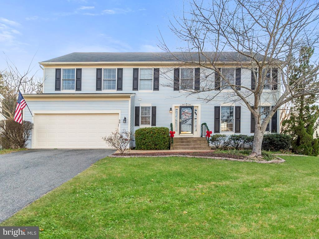 Welcome home! - 20 BRUSH EVERARD CT, STAFFORD