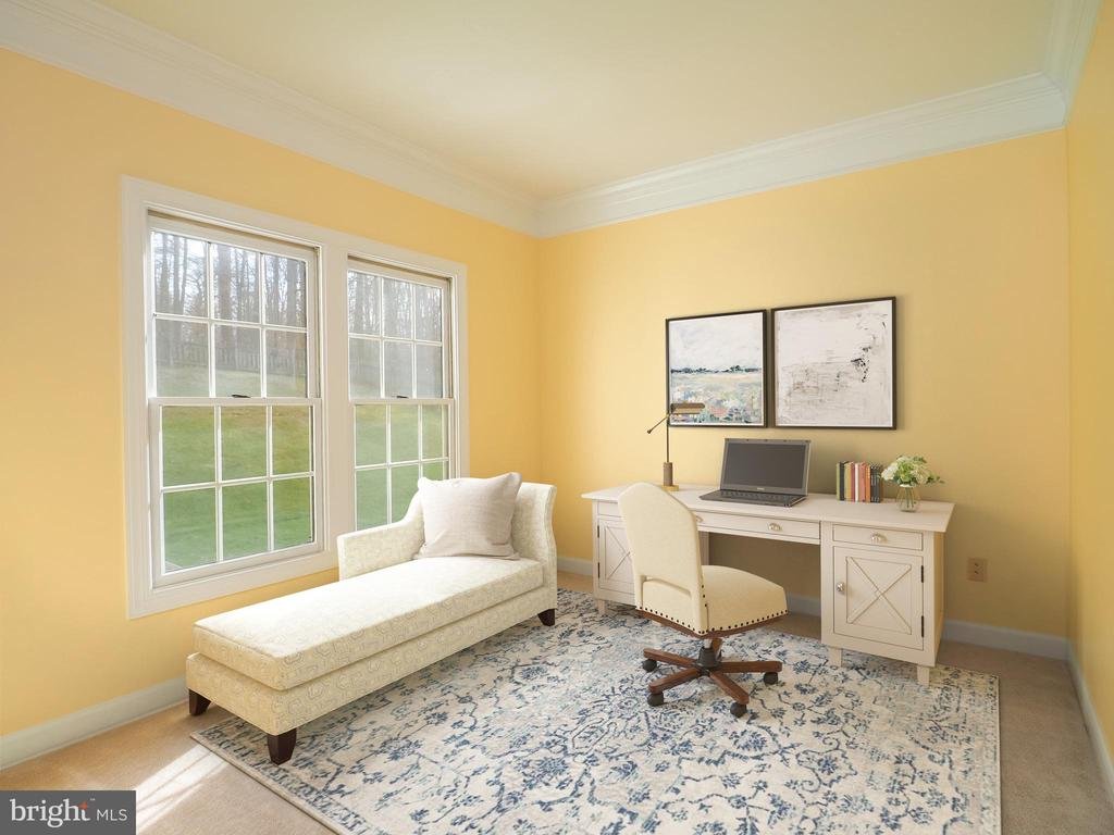Home office...no need to commute! - 13057 CHAMPLAIN DR, MANASSAS