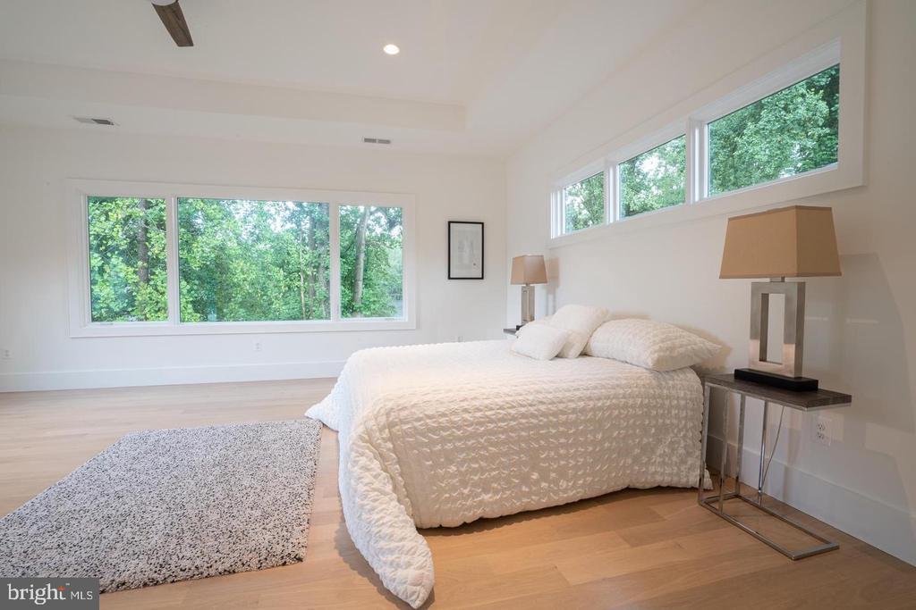 Master bedroom - 110 TAPAWINGO RD SW, VIENNA