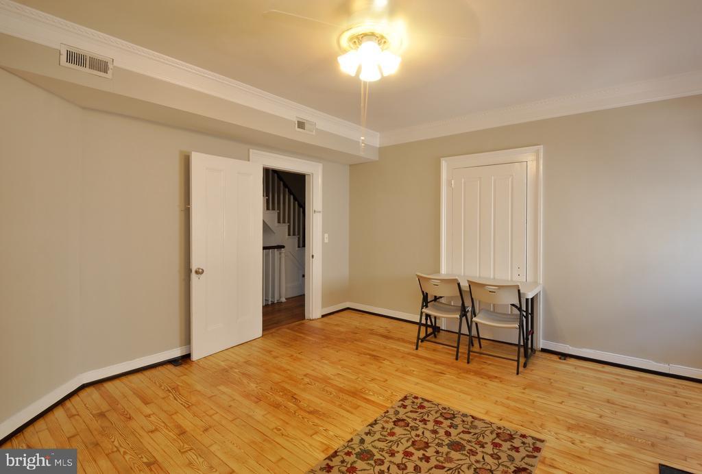 Bedroom - 611 CAROLINE ST, FREDERICKSBURG
