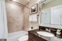 Entry level full bath - 4349 4TH ST N, ARLINGTON