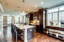 Beautiful chef's kitchen - 4349 4TH ST N, ARLINGTON