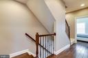 Bedroom level hallway - 4349 4TH ST N, ARLINGTON
