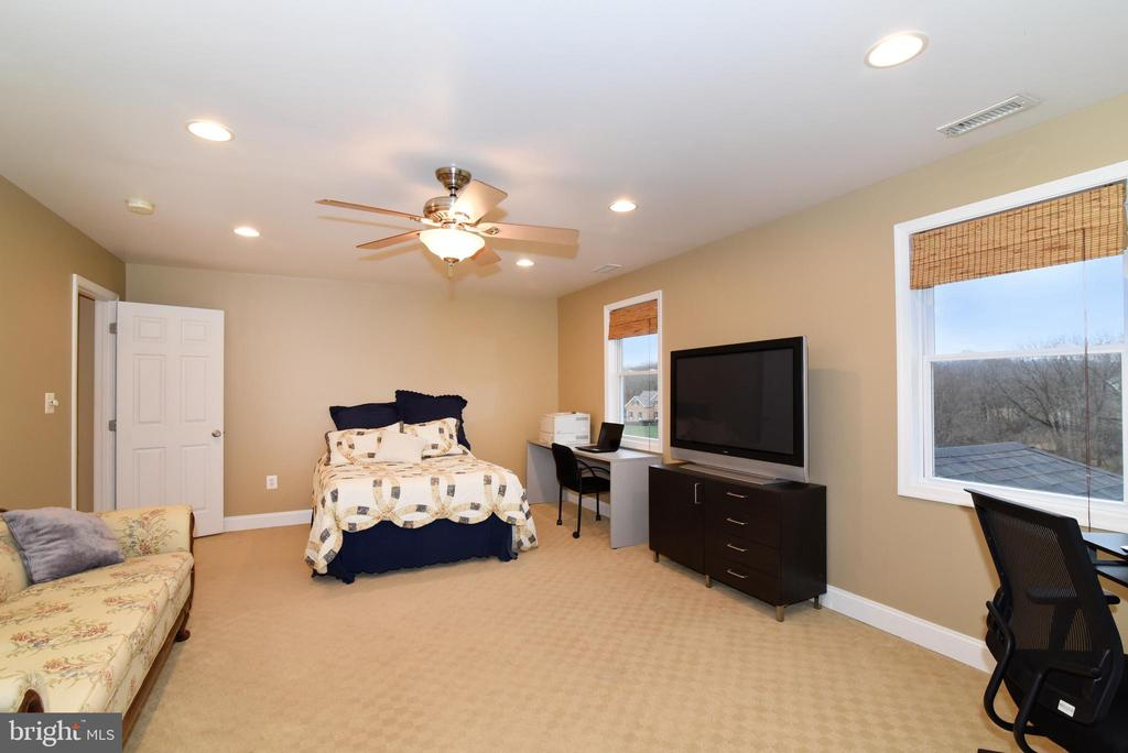 Fifth bedroom or home study space - 42070 SADDLEBROOK PL, LEESBURG