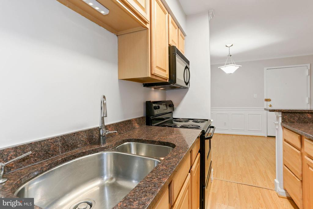 Double sink - 8110-E COLONY POINT RD #218, SPRINGFIELD
