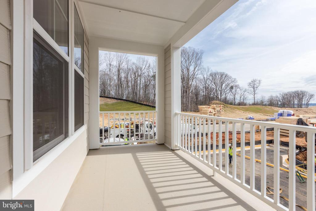 Terrace - 17713 LONGSPUR COVE LN, DUMFRIES