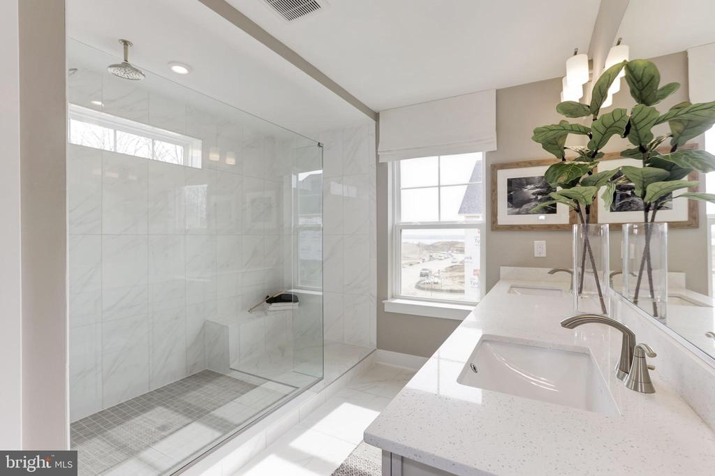 Primary Bathroom - 17713 LONGSPUR COVE LN, DUMFRIES