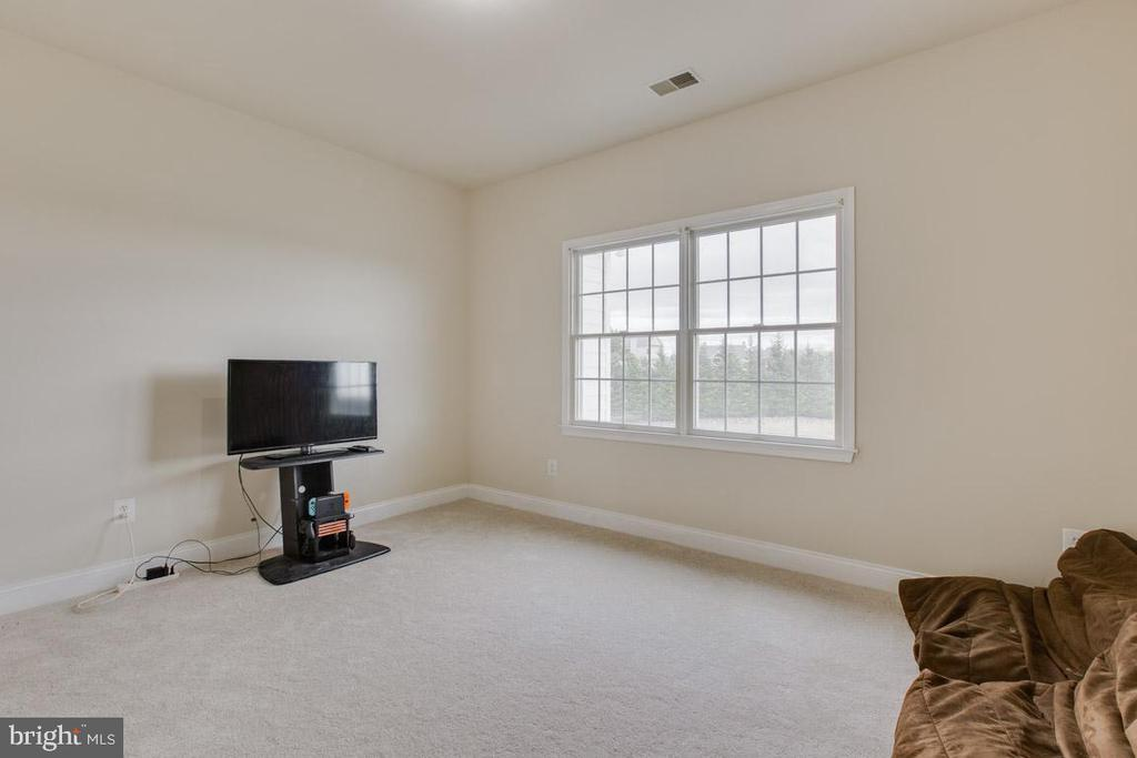 Alt view of quiet space for bedroom #4 - 41205 CANONGATE DR, LEESBURG