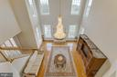 Stunning two story floor plan - 41205 CANONGATE DR, LEESBURG