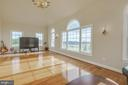 Alt view of conservatory! - 41205 CANONGATE DR, LEESBURG