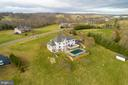 Alt view of drone vieo - 41205 CANONGATE DR, LEESBURG