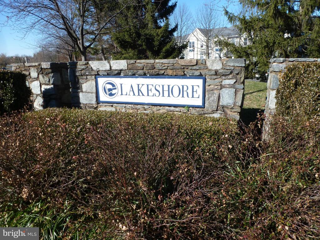 Entrance to Lakeshore Condominiums - 20577 SNOWSHOE SQ #301, ASHBURN