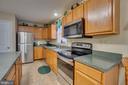 Kitchen - 6109 SUNNY MEADOWS DR, FREDERICKSBURG